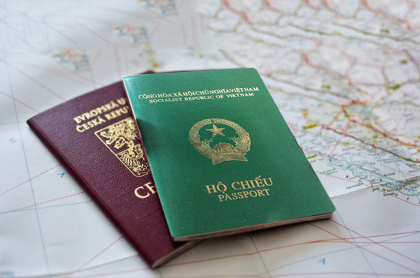 Visa Passport